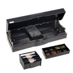 Anker Omni Cash Cassette Open With Compartments removed
