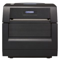 Citizen CL S300 Desktop Label Printer Front Facing