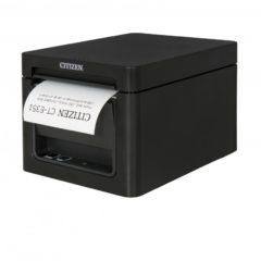 Citizen CT E351 Pos Receipt Printer Left Facing With Label