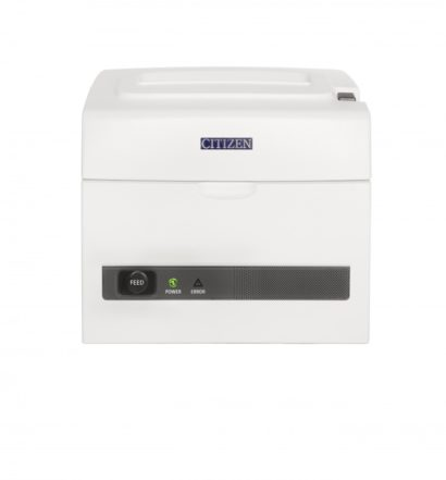 Citizen CT S310II Thermal Receipt Printer Front Facing