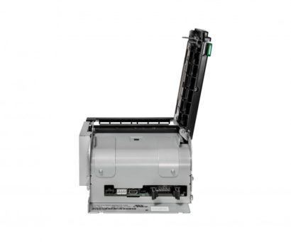 Citizen DW14 Thermal Kiosk Printer from back open showing where paper changes made