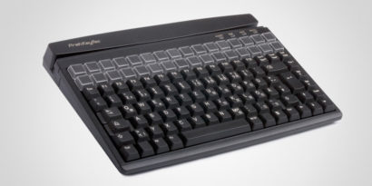 PrehKeyTech MCI128 Pos Keyboard Flat Right Facing