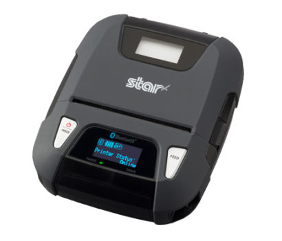 STAR SM L300 All Purpose Mobile Printer Left Facing