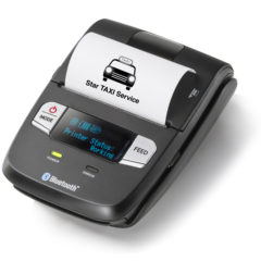 Star SM L200 Mobile Receipt And Label Printer Left Facing