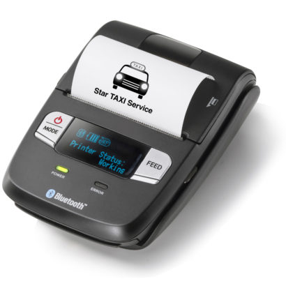 Star SM L200 Mobile Receipt And Label Printer Left Facing