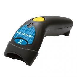 Metapace S1 Laser Barcode Scanner facing downwards