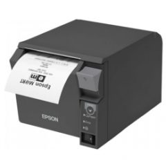 EPSON TM T70II Receipt Printer left facing