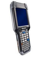 Honeywell CK3X Rugged Handheld Mobile Computer right facing
