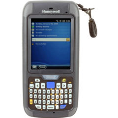 Honeywell CN75 Windows Or Android Mobile Computer front facing