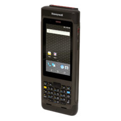 Honeywell Dolphin CN80 Mobile Computer Facing Left