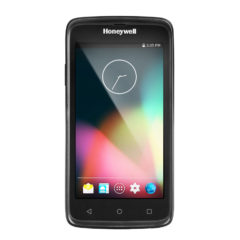 Honeywell Scanpal EDA50 Android Handheld Hybrid Computer Black front facing