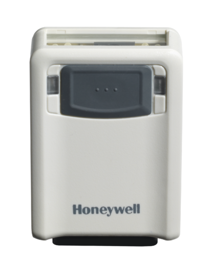Honeywell Vuquest 3320g Area Imaging Hands Free Barcode Scanner Front On