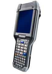 Intermec Handheld CK3R Mobile Computer Left Facing