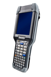 Intermec Handheld CK3R Mobile Computer Left Facing