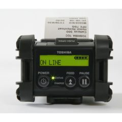 Toshiba TEC B EP2DL 2 Inch Mobile Label Printer Display Screen