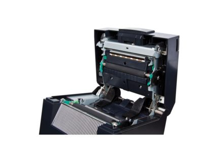 Toshiba TEC DB EA4D Rugged Double Side Printing Label Printer Open
