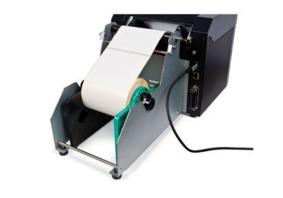 Toshiba TEC DB EA4D Rugged Double Side Printing Label Printer Roll Holder