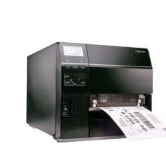 Toshiba Tec B EX6T3 Industrial Label Printer Right Facing