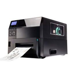 Toshiba Tec B EXT61 Industrial Label Printer Left Facing