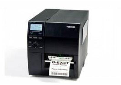 Toshiba Tec Industrial barcode label Printer B EX4T1 Front Facing