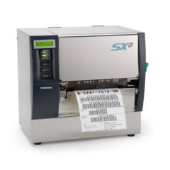 Toshiba Tec Industrial Printer B SX8 Front Facing