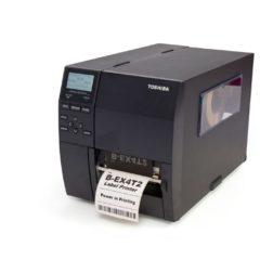 Toshiba Tec Industrial Barcode Label Printer B EX4T2 Left Facing