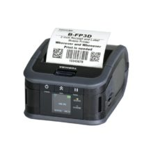Toshiba Tec Portable Printer B FP3D With Label