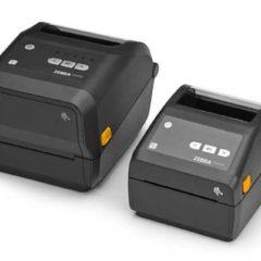 Zebra ZD420 Desktop Printer Two Versions