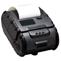 Honeywell Apex 2 Mobile Receipt Printer Right Facing With Paper