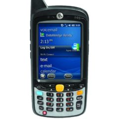Zebra MC67 Rugged Mobile Computer numeric keypad