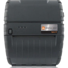 Honeywell Apex 4 mobile receipt printer front facing