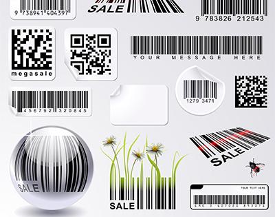 Barcode Label Landing Page