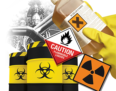 Chemical Label Landing Page