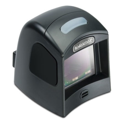 Datalogic Magellan™ 1100i Omnidirectional Bar Code Scanner right facing black top only