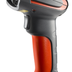 Honeywell Granit 198xi Series Industrial Full Range Barcode Scanner left facing