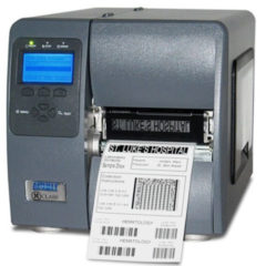 Honeywell M Class Mark II M 4210 Compact Industrial Label Printer