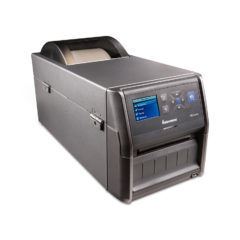 Honeywell PB43 Desktop Label Printer right facing