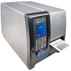Honeywell PM43 Desktop Label Printer right facing