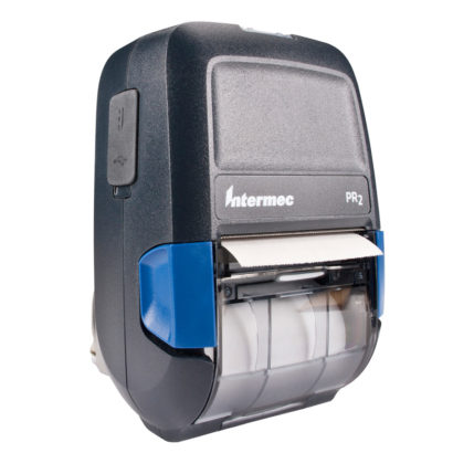 Honeywell PR2 2 Inch Portable Thermal Receipt Printer right facing