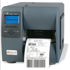 Honeywell M-Class Mark II M-4308 Compact industrial label printer