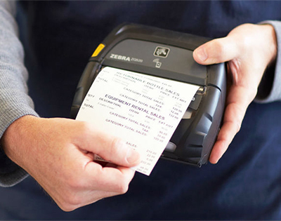 Mobile Receipt Printers Small