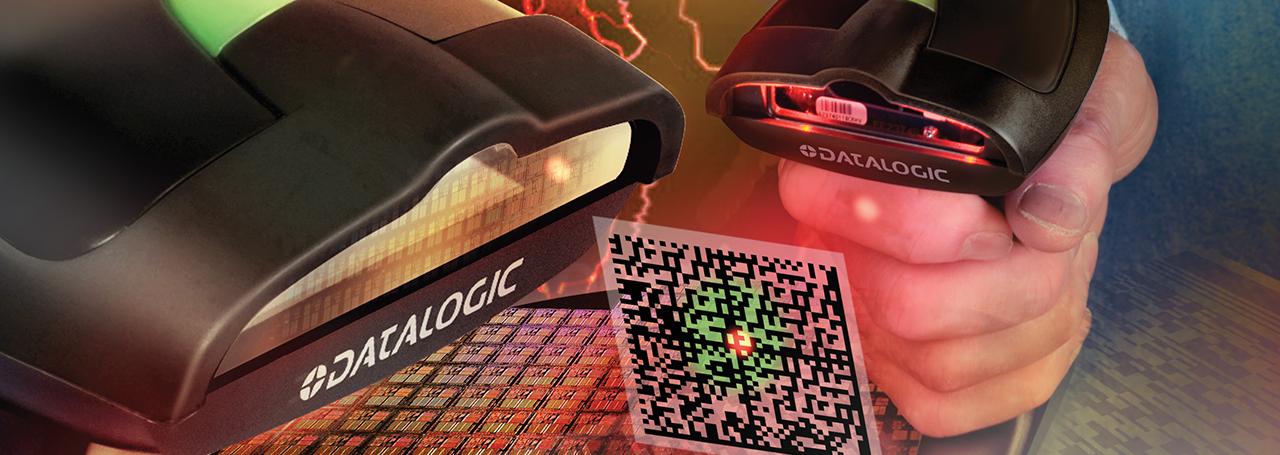 2D Barcode Scanners Header