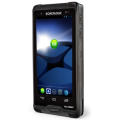Datalogic DL Axist™ Full Touch Rugged PDA With Android™ grey background