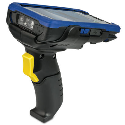 Datalogic DL Axist™ Full Touch Rugged PDA With Android™ gun form