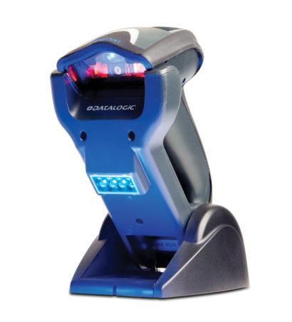 Datalogic Gryphon I GM4100 Linear Imager Barcode Scanner scanning