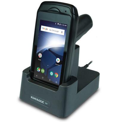 Datalogic Memor 1 General Purpose Full Touch Android Mobile Computer gun mode charging
