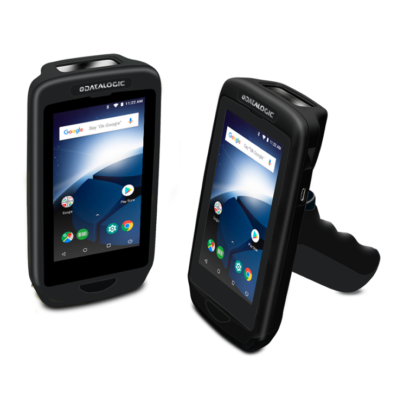 Datalogic Memor 1 General Purpose Full Touch Android Mobile Computer gun and standard modes