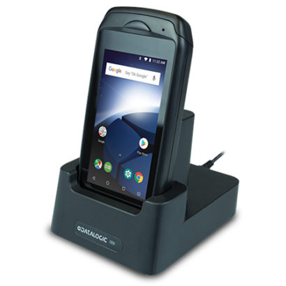 Datalogic Memor 1 General Purpose Full Touch Android Mobile Computer in cradle