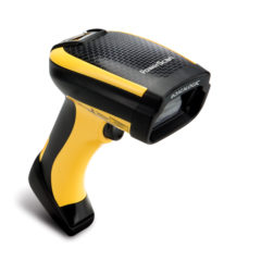 Datalogic PowerScan PD9130 Industrial Laser 1D Barcode Scanner right facing