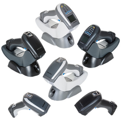 Datalogic PowerScan PD9500 Retail Area Barcode Scanner Family